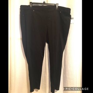 New Directions Plus size pull-on pants. Size 22WS